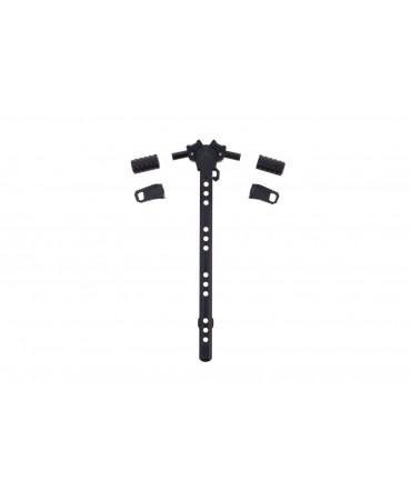 RAINIER ARMS AVALANCHE MOD2 AR-15 CHARGING HANDLE KIT - BLACK