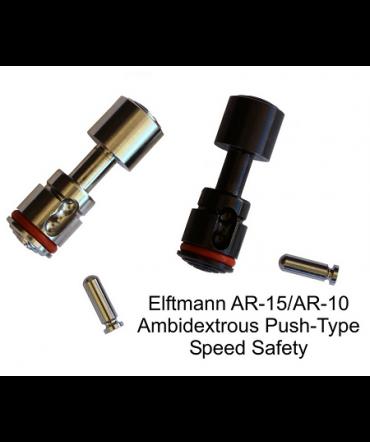 AR-15 / AR-10 Ambidextrous Speed Safety