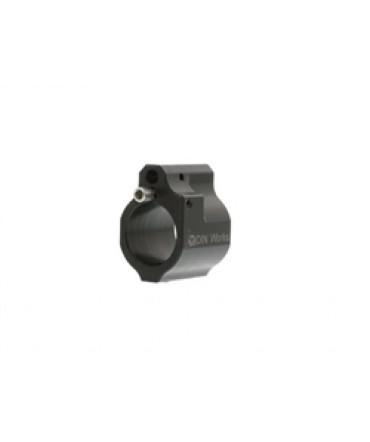 .750 Adjustable Low Profile Gas Block
