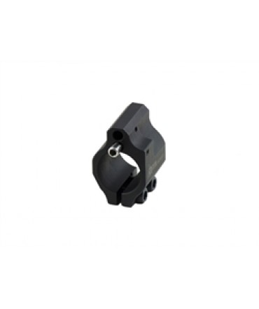 Clamp on Adjustable Low Profile Gas Block