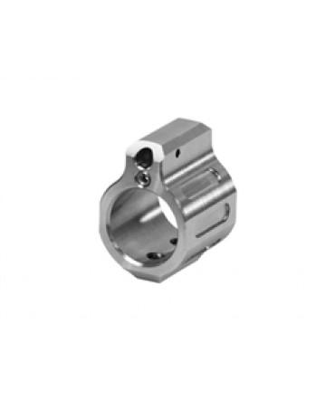 Tunable Low Profile Gas Block