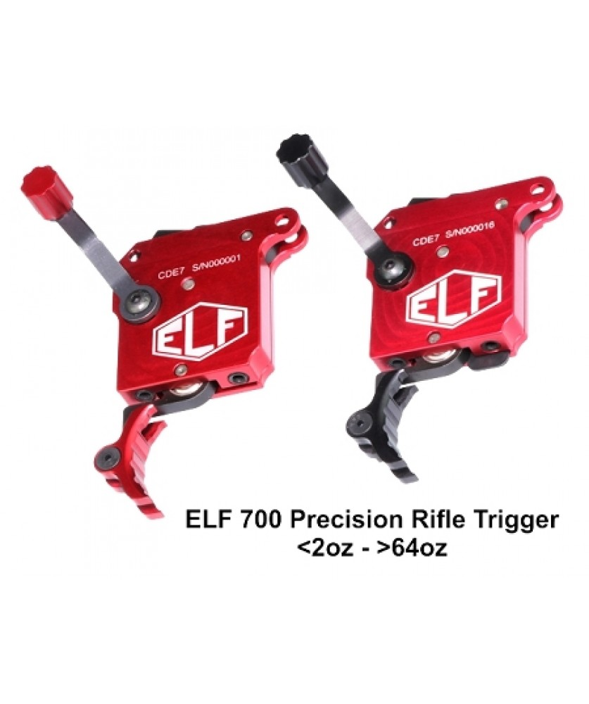ELF 700 SE - Precision Rifle Trigger (Pre-Order)