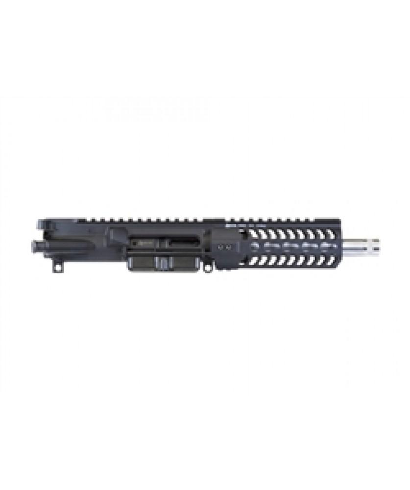 "Complete Upper - 5.5"" KMod Forend 7.5"" 9mm"